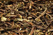 foto of darjeeling  - Close up shot of some Darjeeling tea  - JPG