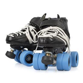 foto of roller-derby  - Photo of Roller Derby quad skates - JPG