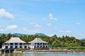 stock photo of batangas  - Balai sa San Juan in Batangas - JPG