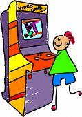 Arcade Kid poster