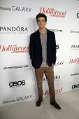 LOS ANGELES - SEP 19:  Malik Bendjelloul at the The Hollywood Reporter's Emmy Party at Soho House on
