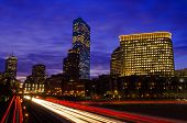 Boston and the Massachusetts Pike