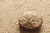 foto of urad  - Urad Dal - A lentil commonly used in Indian recipes