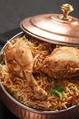 picture of biryani  - Hyderabadi Biryani  - JPG