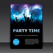 picture of rave  - Flyer or Cover Design  - JPG