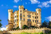 foto of bavaria  - castles of Germany - JPG