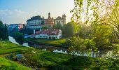 picture of bohemia  - Jindrichuv Hradec castle - JPG