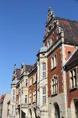 stock photo of old post office  - Bytom in Upper Silesia  - JPG
