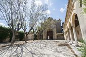 foto of carthusian  - Cartuja Monastery Jerez de la Frontera Spain  - JPG