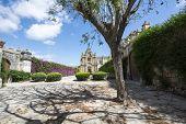 stock photo of carthusian  - Cartuja Monastery Jerez de la Frontera Spain  - JPG