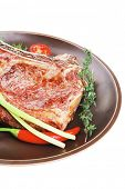 pic of baby back ribs  - savory  - JPG