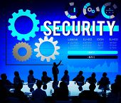 picture of policy  - Security Protection Privacy Policy Password Concept - JPG