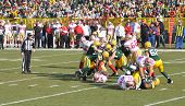 Defense Of The Green Bay Packers