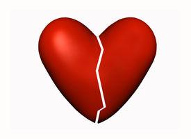 foto of broken-heart  - Broken Heart  - JPG