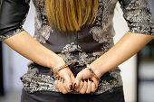 handcuffs poster