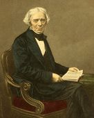 picture of eminent  - Michael Faraday  - JPG