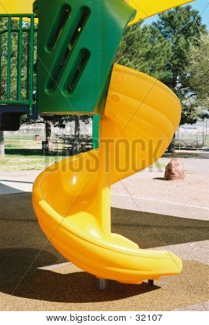 Picture or Photo of Playground slide