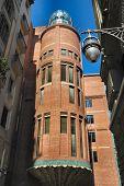 Spanish Architecture poster