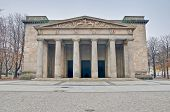 stock photo of tyranny  - The Neue Wache  - JPG
