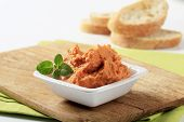 picture of canard  - Appetizing homemade pate - JPG