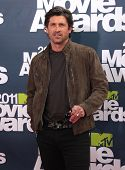 LOS ANGELES - JUN 05:  PATRICK DEMPSEY arriving to MTV Movie Awards 2011  on June 05, 2011 in Hollyw