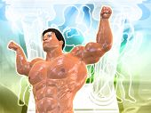 Body Building poster