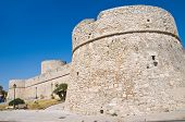 stock photo of swabian  - Angevine Swabian Castle - JPG