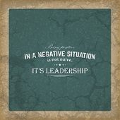 pic of positive negative  - Bring positive in a negative situation is not naive - JPG