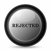 picture of reject  - Rejected icon - JPG