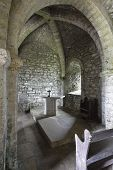 image of chapels  - Interior of 800 year old St. Aldhelm