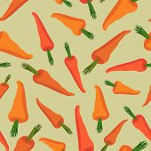 picture of carrot  - Carrot pattern - JPG