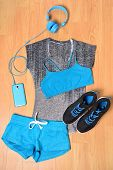 picture of outfits  - Gym outfit  - JPG