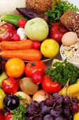 image of fruits vegetables  - Fresh Vegetables - JPG