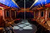 picture of night-club  - Night club interior - JPG