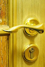 pic of door-handle  - Door handle - JPG