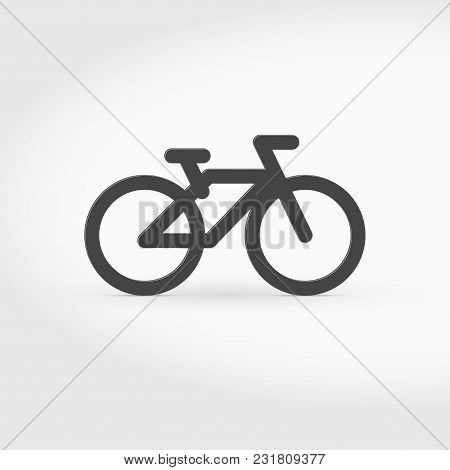 Bike Or Bicycle Simple Icon