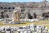 Ancient Stone Ruins,  History Of Ancient Turkey poster
