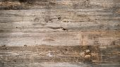 Brown textured wooden background. Old natural wooden surface. Parquet floor background poster