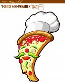 Food Beverage #008 - Pizza Chef