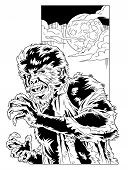 pic of wolfman  - That - JPG