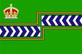 Flag Of Regional Municipality Of Niagara Is A Regional Municipality Comprising Twelve Municipalities poster