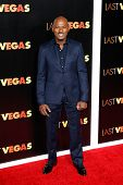 NEW YORK- OCT 29: Actor Romany Malco attends the premiere of 'Last Vegas' at the Ziegfeld Theatre on