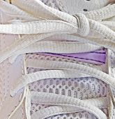 Shoelace Close Up
