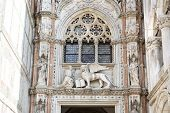 Ducal Palace In Venice, Italy