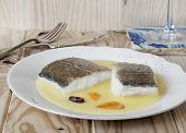 foto of basque country  - Cod with pil - JPG