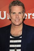PASADENA - APR 8: Mark McGrath at the NBC/Universal's 2014 Summer Press Day held at the Langham Hote
