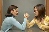 picture of chums  - Businesswomen arm - JPG