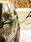 picture of pressure-wash  - Manual auto wash - JPG