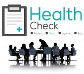 picture of medical condition  - Health Check Diagnosis Medical Condition Analysis Concept - JPG