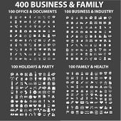 pic of holiday symbols  - 400 business - JPG